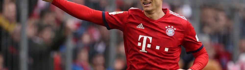 Dwigol Robert Lewandowski Mantapkan Bayern Munich Juara DFB Pokal