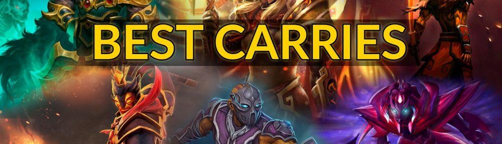 Hero Safelane Terbaik Dalam Game Dota 2