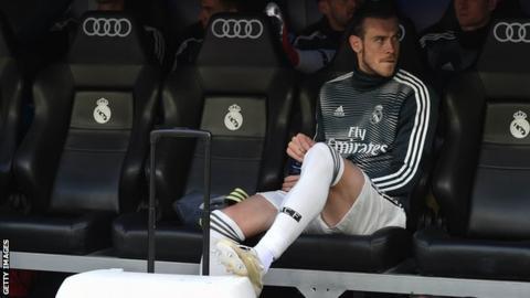 Zinedine Zidane Cadangkan Gareth Bale Di Laga Terakhir