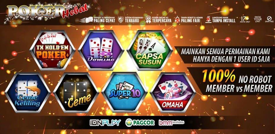 Pokerhebat Agen Idn Poker Dengan Segudang Keunggulan